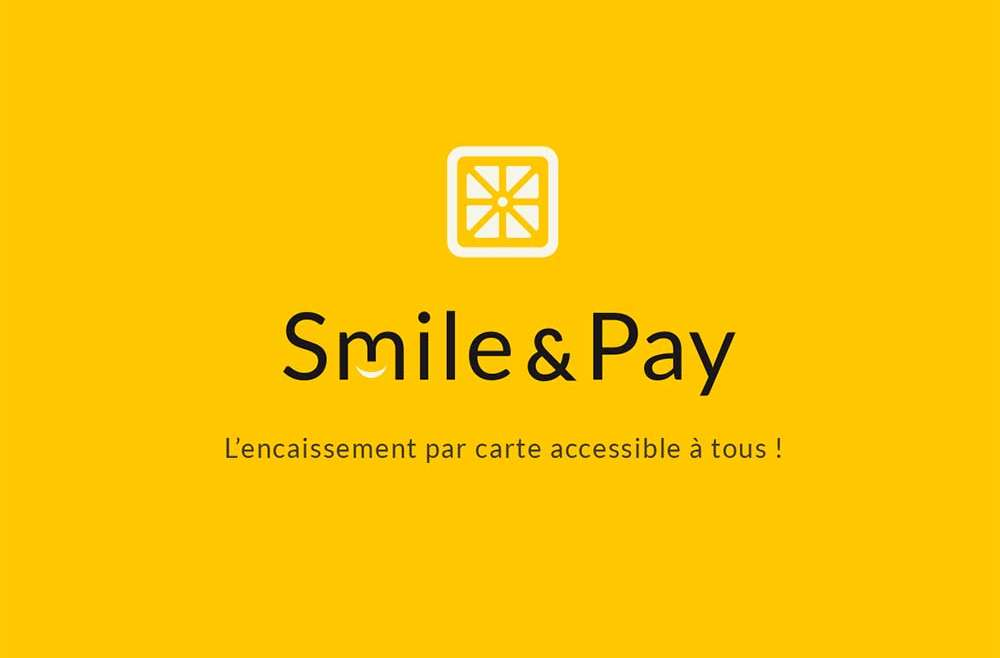 Code Promo Smile and Pay: Take advantage of the smile and pay offer