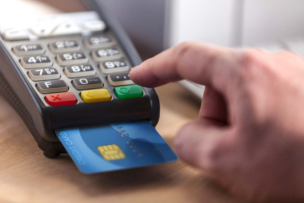 payment terminal purchase